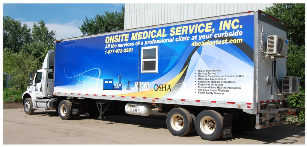 Onsite Medical Testing by Onsite Medical Service, Inc